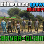 GTA Network 0.1.386.270 (Server + Client)