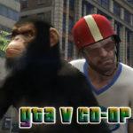 Co-op Mod для GTA 5 — Возможность играть с друзьями в одиночный режим и совместно проходить миссии