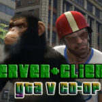 GTA 5: Co-op Mod 0.9 (Server + Client)